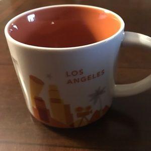 Los Angeles Starbucks mug